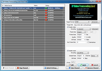 Ip Video Transcoder 5.12.3.4 64 Channels Cracked